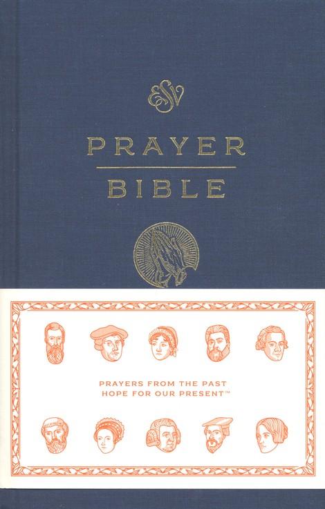 ESV Prayer Bible, hardcover