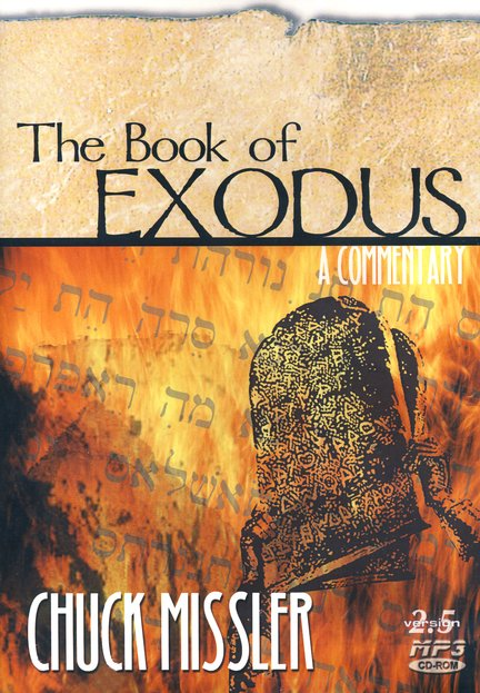 Exodus Commentary            - Audiobook on MP3 CD-ROM