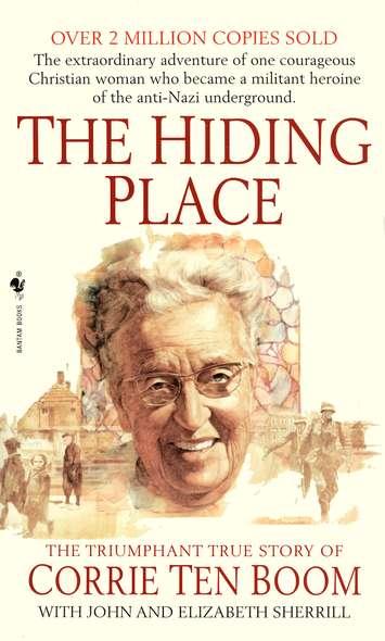The Hiding Place: Corrie ten Boom: 9780553256697 - Christianbook.com