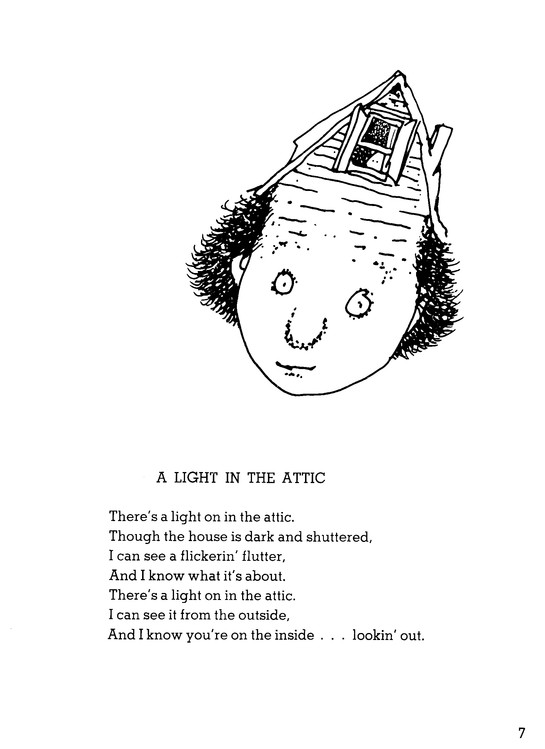 A Light In The Attic: Shel Silverstein: 9780060256739   Christianbook.com Amazing Pictures