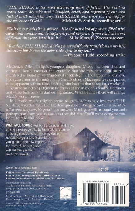 The Shack Book Information Experience Of Wiring Diagram
