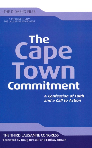 The Cape Town Commitment
