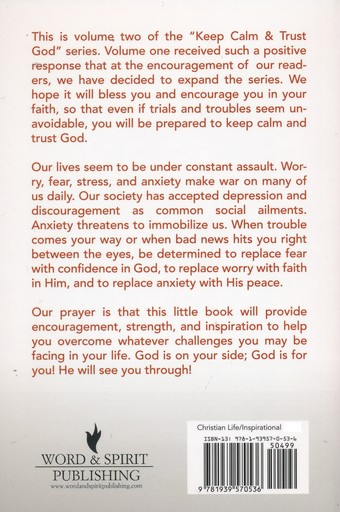 Keep Calm and Trust God, Volume 2