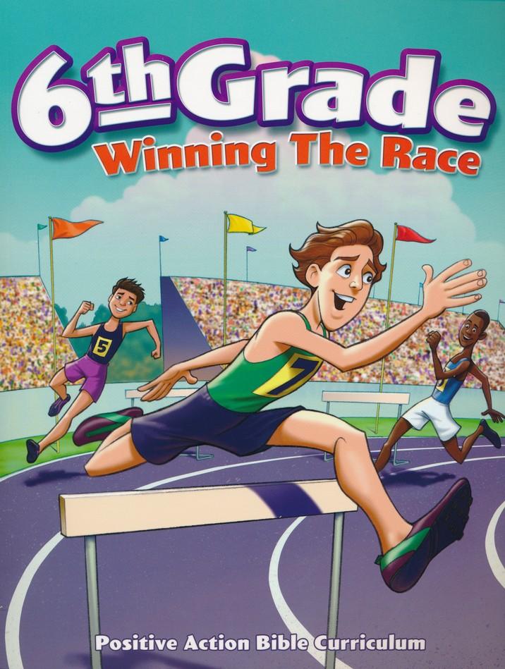 Winning The Race Student Manual 6th Grade 9781595570673