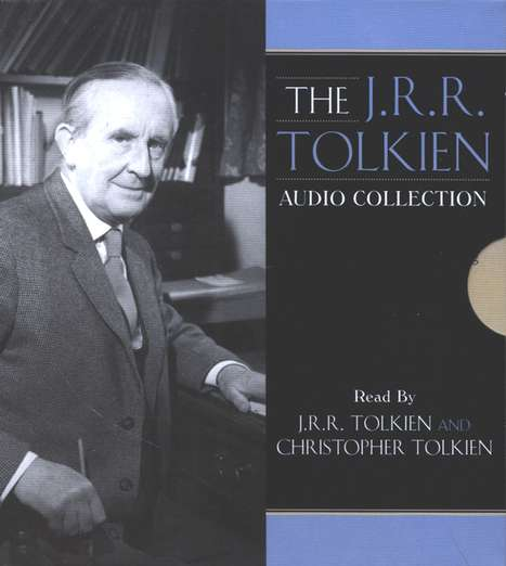 The JRR Tolkien Audio Collection - Audiobook on CD