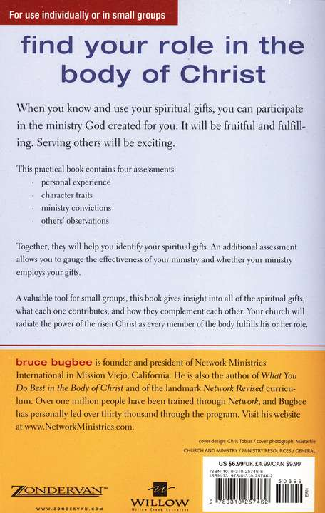 Discover Your Spiritual Gifts the Network Way