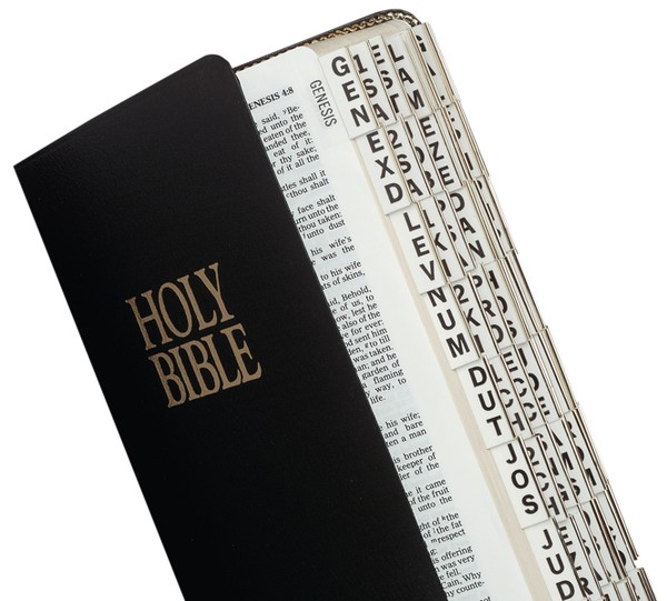 Bible Tabs, Gold Large
