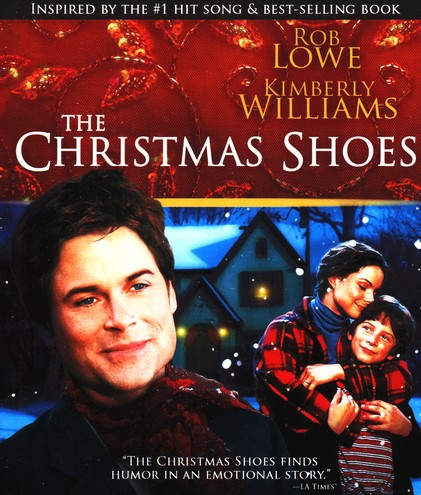 The Christmas Shoes, Blu-ray