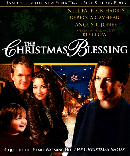 The Christmas Blessing, Blu-ray