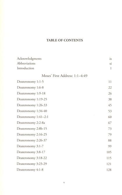 Deuteronomy 1 11 A Handbook On The Hebrew Text James E Robson