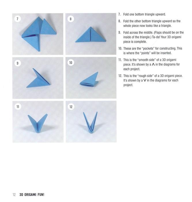 3d origami art by Susanna - issuu | 698x666