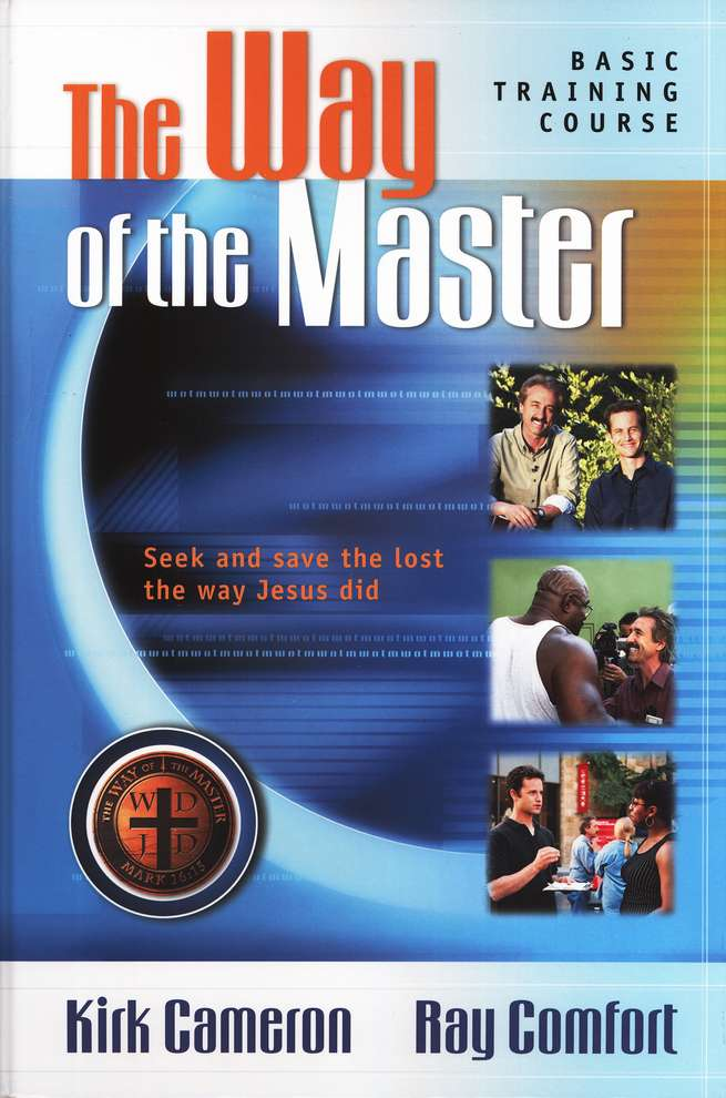 The Way of the Master: Basic Training Course--DVD Curriculum: Kirk ...