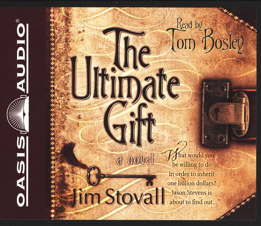 The Ultimate Gift  Audiobook on CD