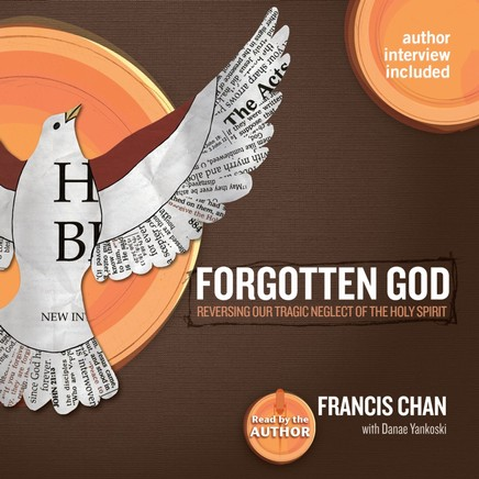 Forgotten God: Unabridged Audiobook on CD