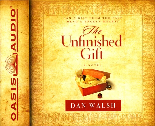 The Unfinished Gift: Unabridged Audiobook on CD