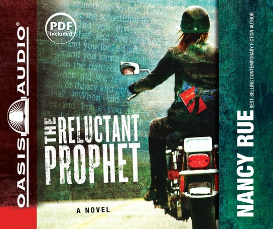 The Reluctant Prophet Unabridged Audiobook on CD
