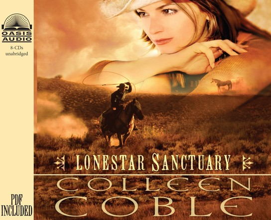 Lonestar Sanctuary Unabridged Audio CD