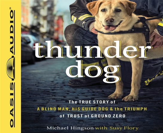 Thunder Dog Unabridged Audiobook on CD