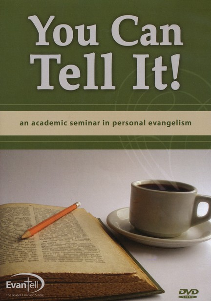 You Can Tell It! Academic (5) DVD Set (includes 1 DVD ROM  w/complete syllabus, bibliography & quiz questions)
