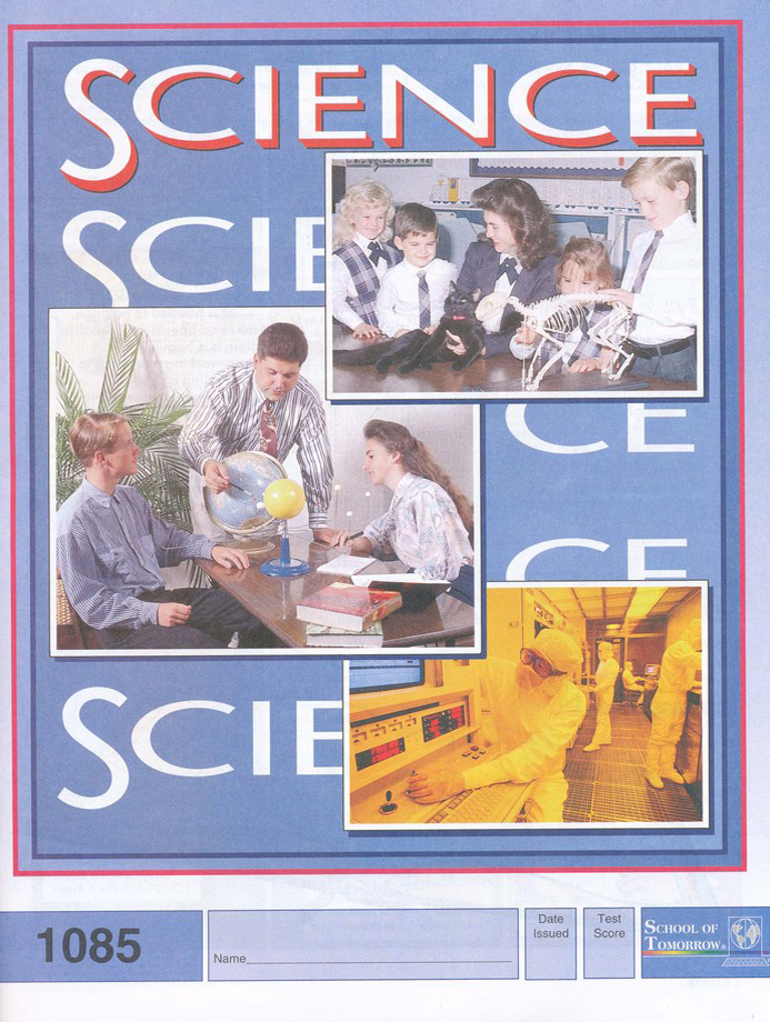 Science PACE 1085, Grade 8, 3rd Edition