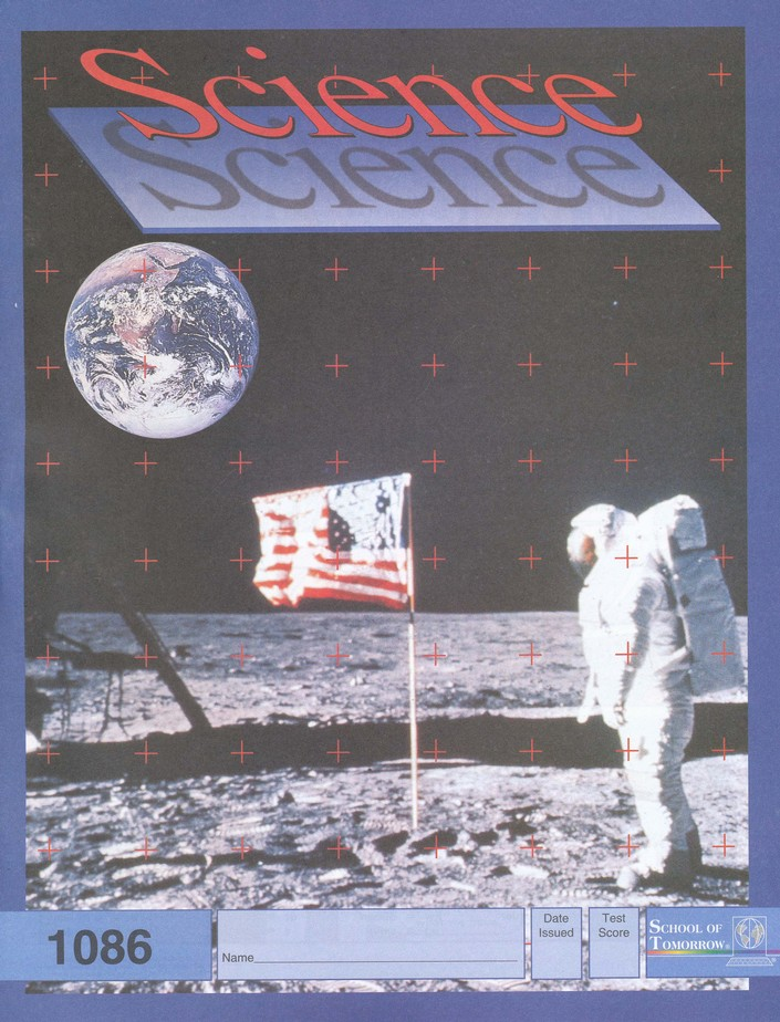 Science PACE 1086, Grade 8, 3rd Edition