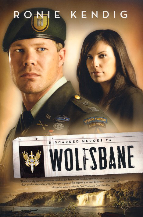 Wolfsbane, Discarded Heroes Series #3