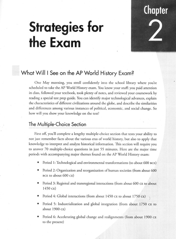 Ap World History Chapter 15 Study Guide Answers