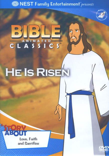 Animated Bible Classics: He Is Risen, DVD