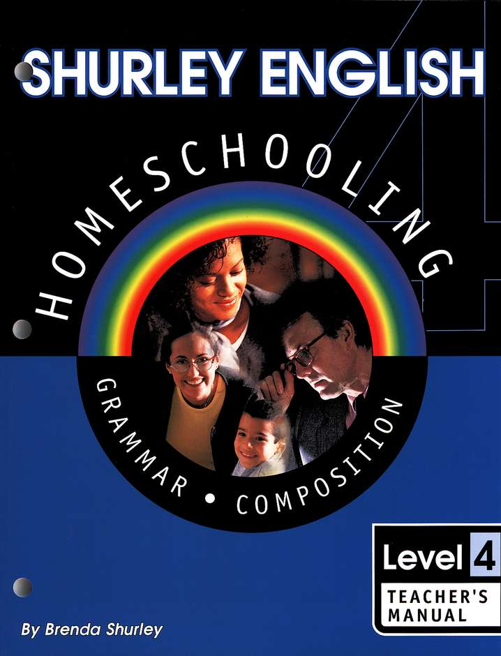 Shurley English Level 4 Kit