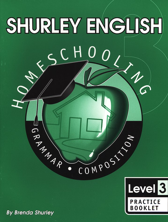 Shurley English Level 3 Practice Set