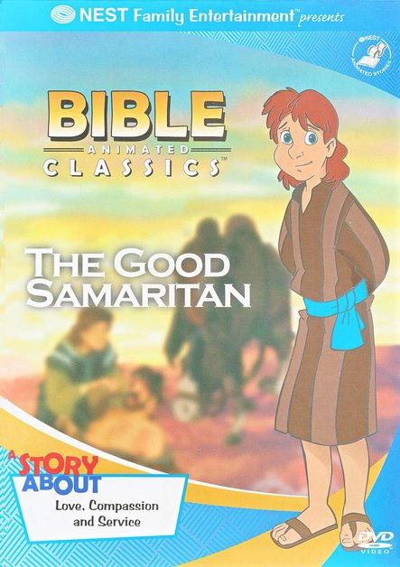 Animated Bible Classics: The Good Samaritan, DVD