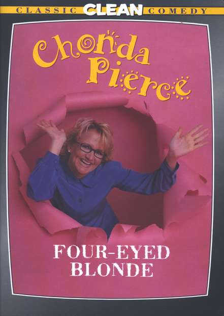 Four-Eyed Blonde  DVD