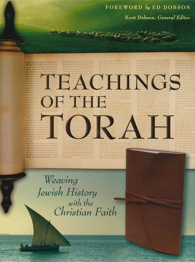 Niv Teachings Of The Torah Imitation Leather Brown Edited By