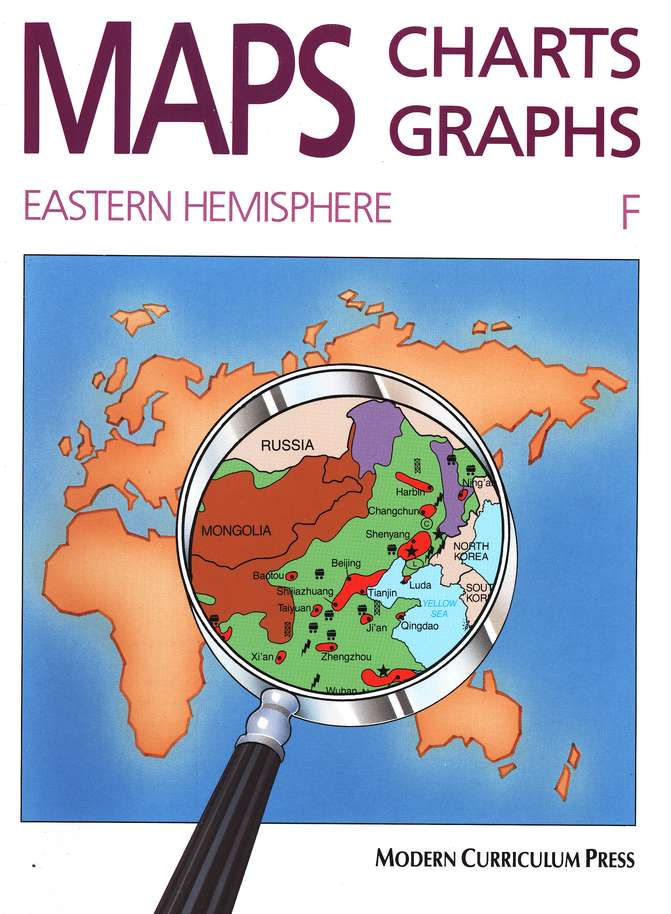Maps, Charts, Graphs, F: Eastern Hemisphere