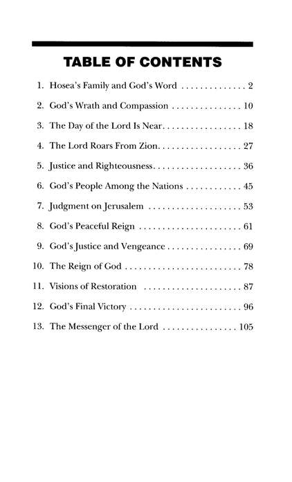 The Minor Prophets, Genesis to Revelation: NIV Bible Study