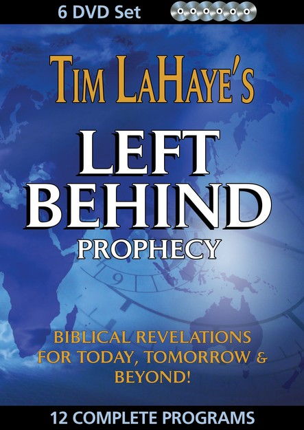 Tim LaHaye's Left Behind Prophecy, 6-DVD Set