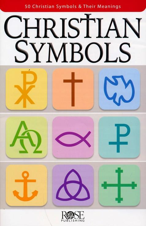 Christian Symbols Pamphlet 9781628622942 Christianbook