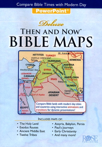 Then and Now Bible Maps PowerPoint Presentation Revised Edition Bible Times Maps on ancient near east map, egypt map, early church map, poetry map, thanksgiving map, reference map, reformation map, preschool map, christmas map, mediterranean europe map, fiction map, middle east map, life map, tower of babel map, new testament church map, biblical asia minor map, new testament times map, rolled up map, old testament map,