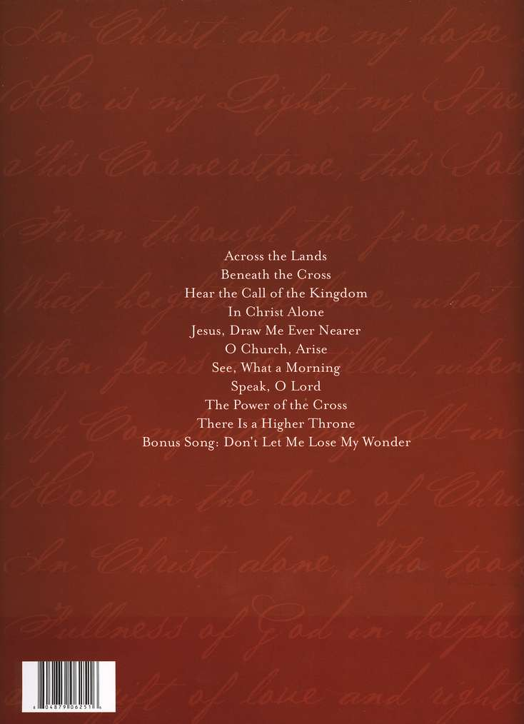 In Christ Alone Songbook