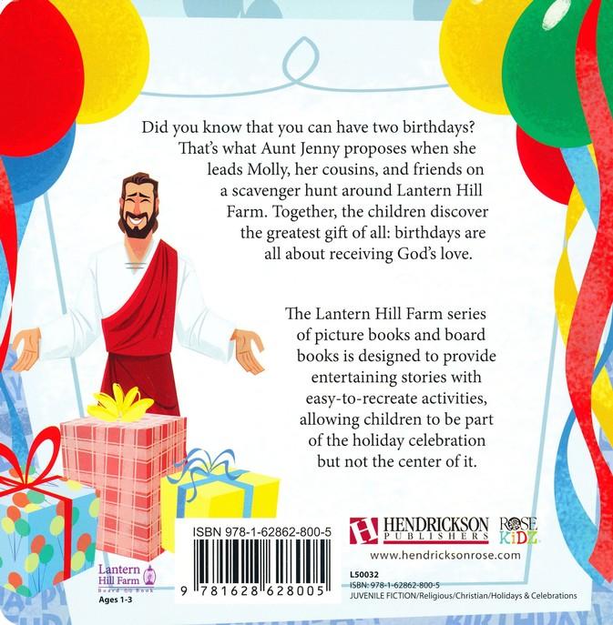 The Best Birthday - Board Book