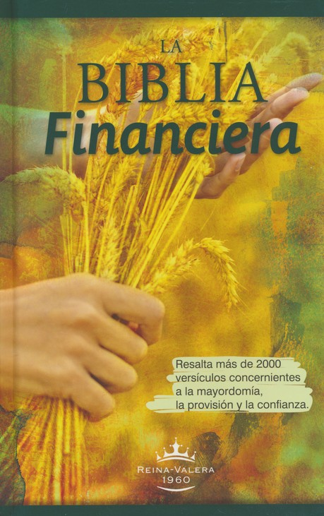 La Biblia Financiera RVR 1960, Enc. Dura (RVR 1960 Financial ...