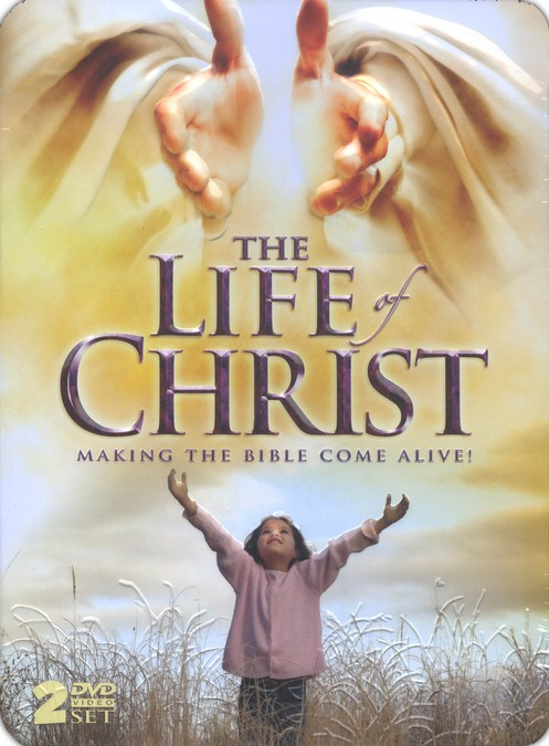 The Life of Christ: Making the Bible Come Alive! 2-DVD Tin Set