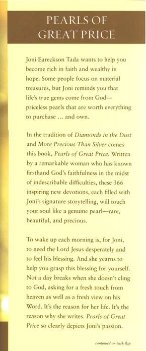 Pearls of Great Price: 366 Daily Devotional Readings