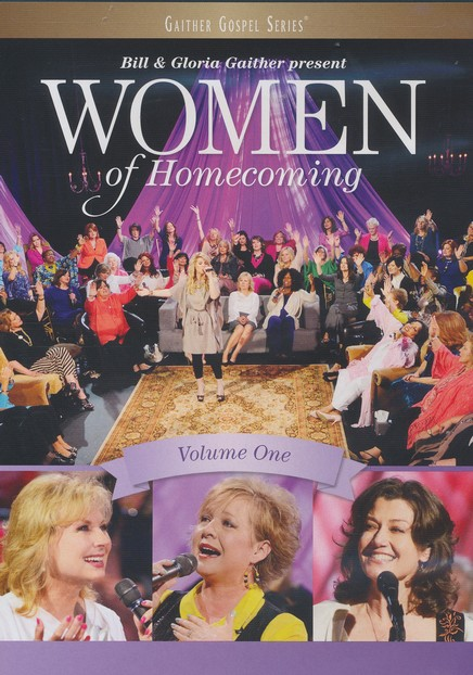 Women of Homecoming: Volume 1, DVD
