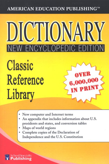 McGraw-Hill Dictionary