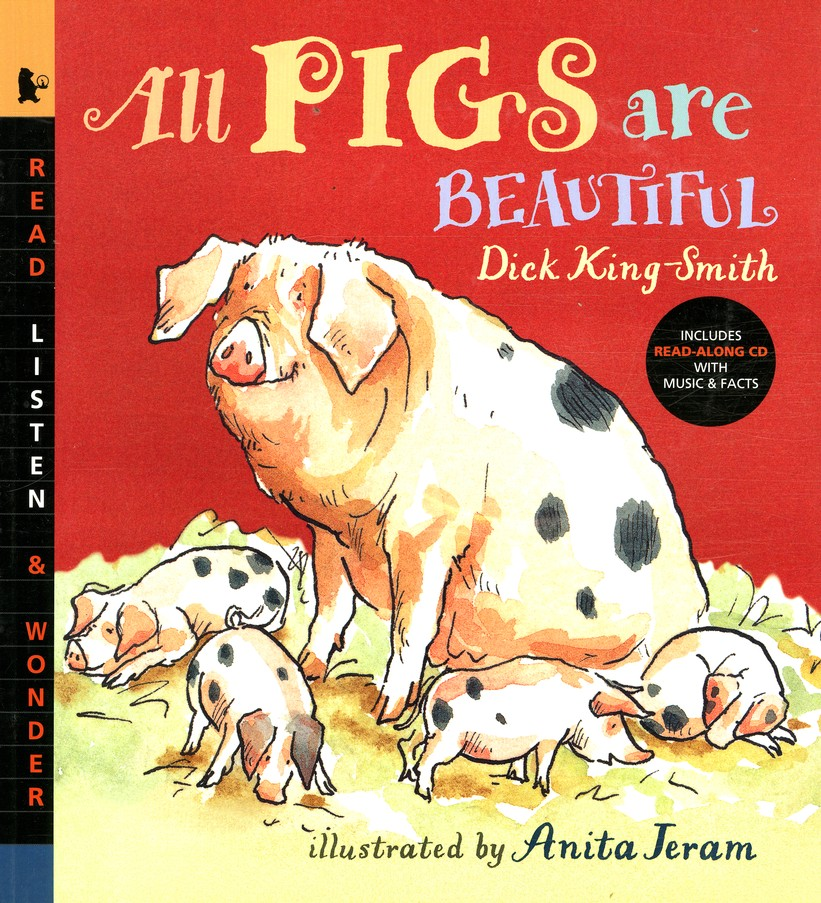 All Pigs are Beautiful With Audio CD