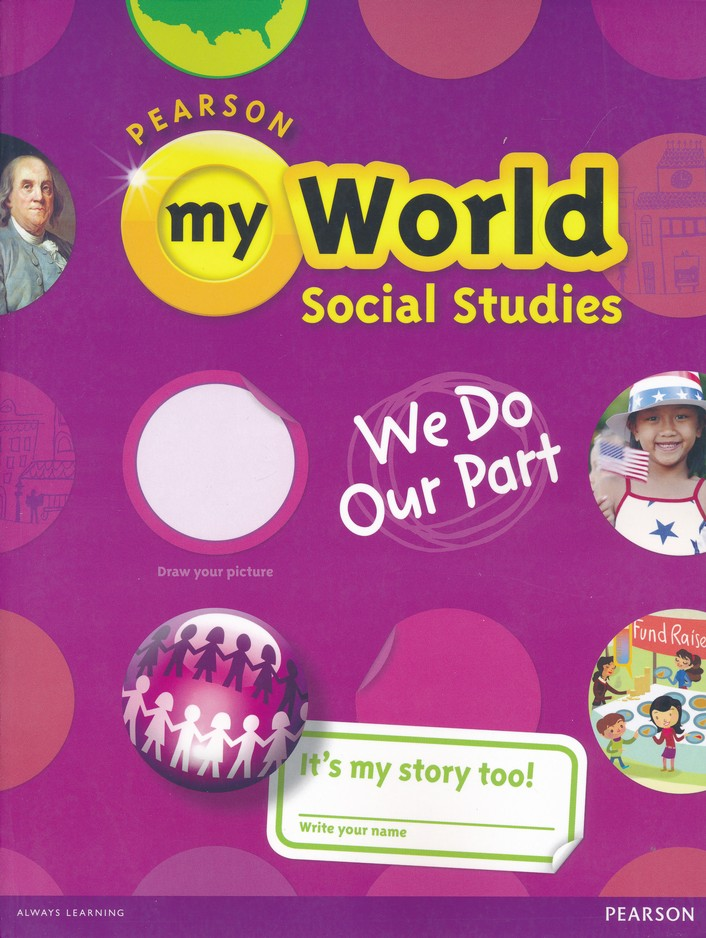 MyWorld Social Studies Grade 2 Student Workbook
