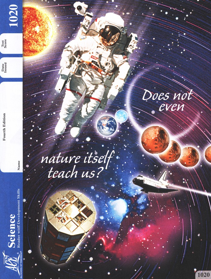 4th Edition Science PACE 1020, Grade 2