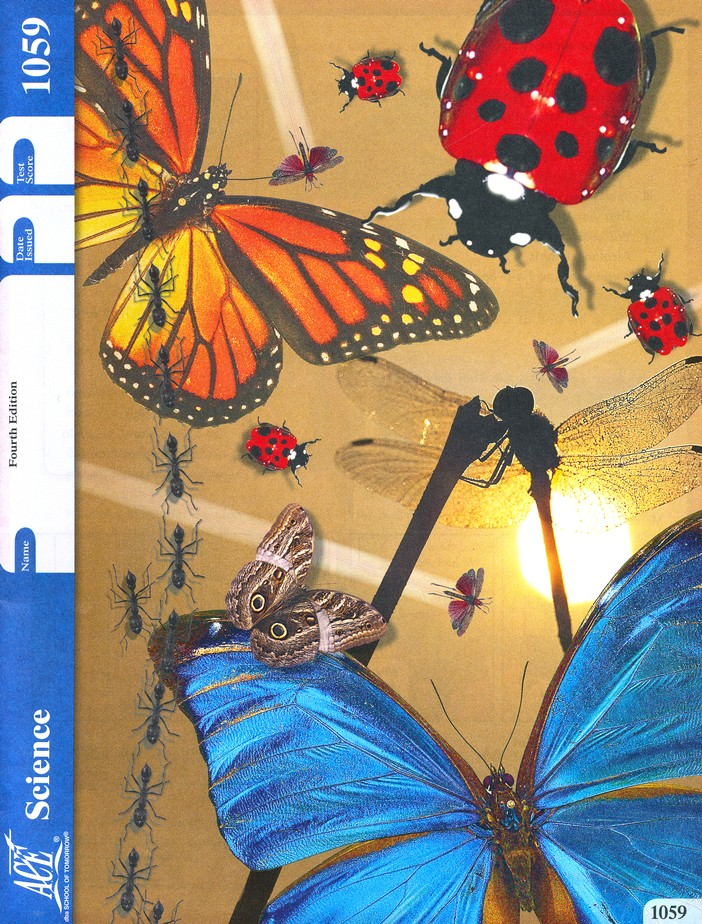 Grade 5 Science PACE 1059 (4th Edition)