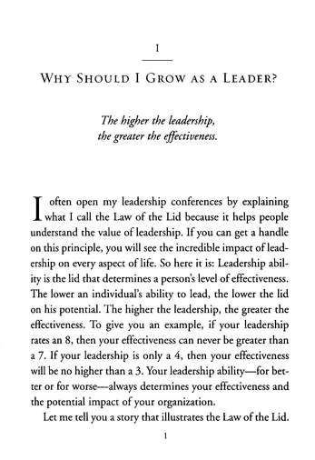 Leadership 101, What Every Leader Needs to Know